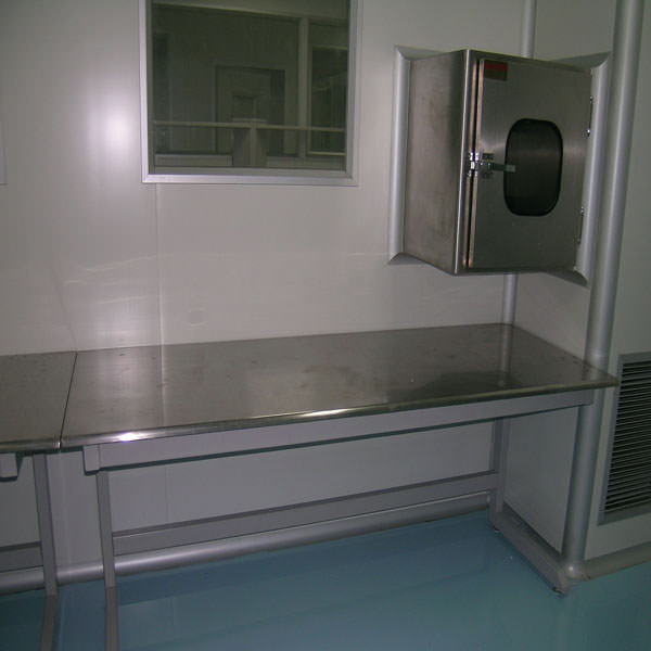 医院ICU无菌手术室装修净化工程