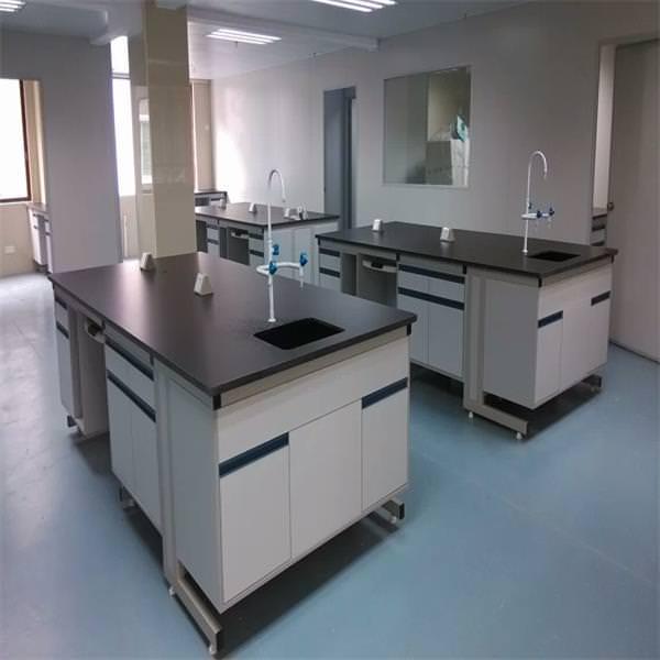 广东三新实业有限公司实验室装修