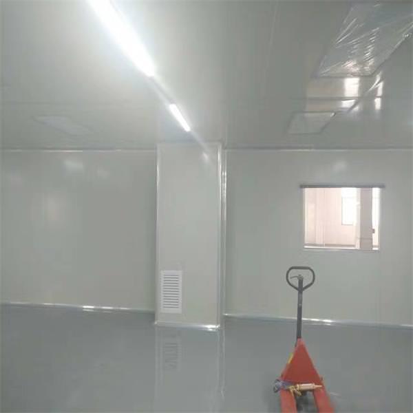 制药厂洁净车间设计与施工方案