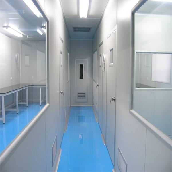 净化工程公司非单向流气流组织形式及设计