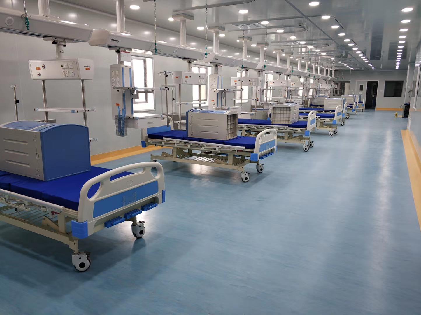 医院负压隔离病房洁净装修系统设置