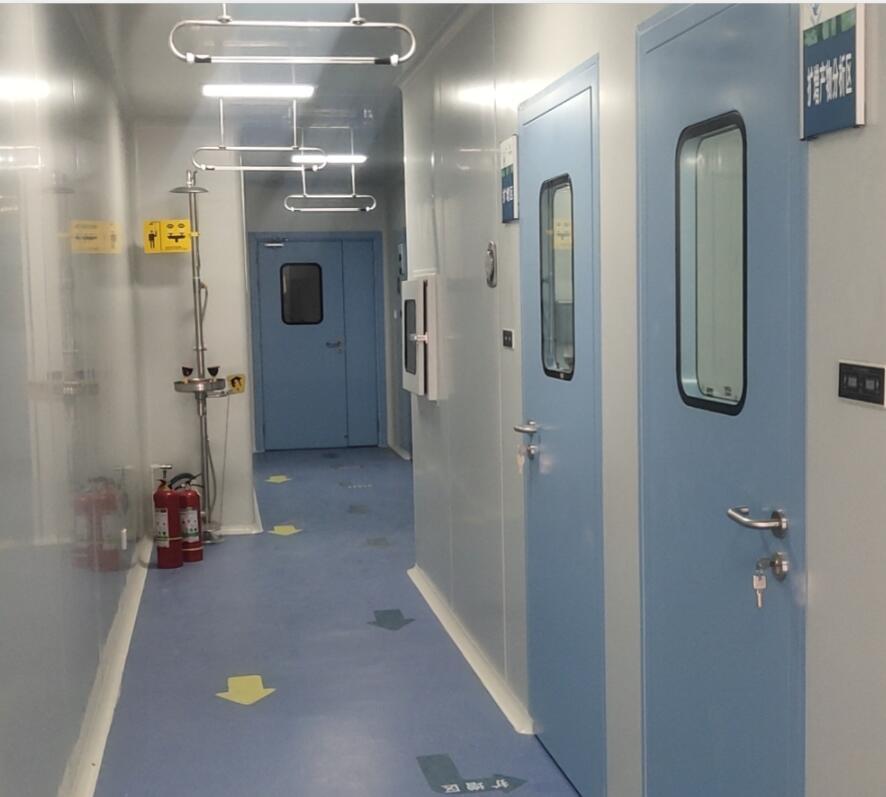 医院PCR室实验室洁净室工程装修