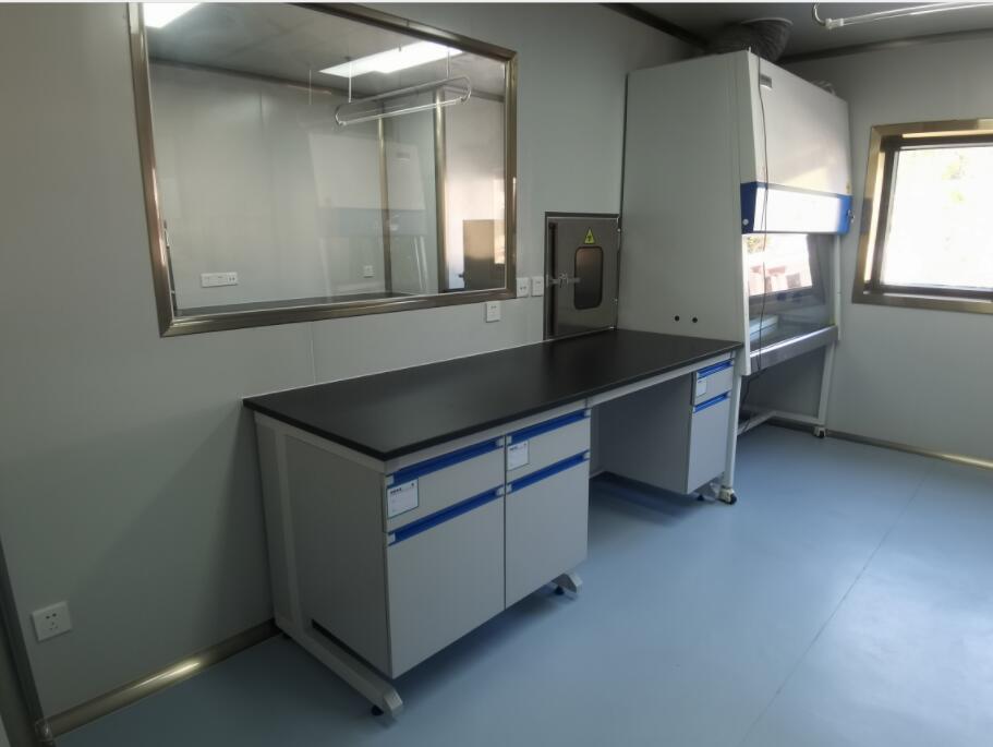 梅州市XXX人民医院PCR实验室